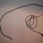 Саморегулирующийся нагревательный кабель. Отрезать и подключать можно любой длины