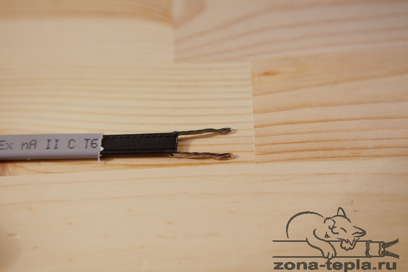 Греющий кабель для водопровода Lavita GWS10-2