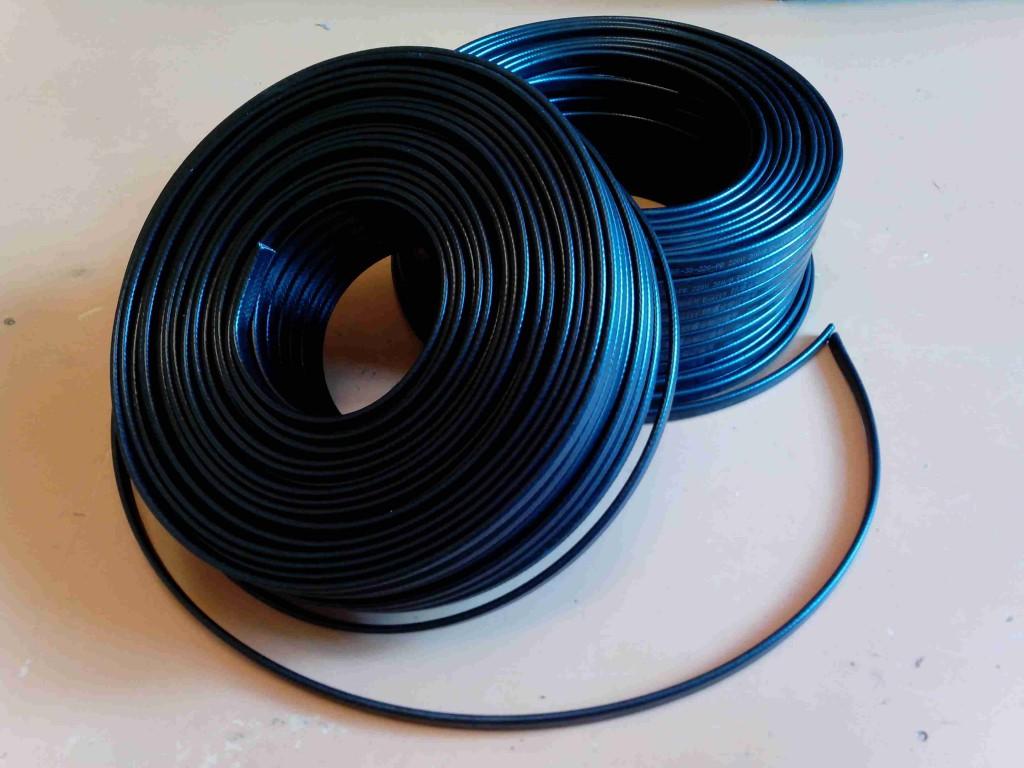 Промышленный саморегулирующийся нагревательный кабель