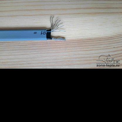 Греющий саморегулирующийся кабель для труб водопровода Lavita GWS16-2