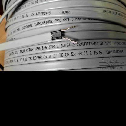 Нагревательный кабель Lavita GWS 24-2