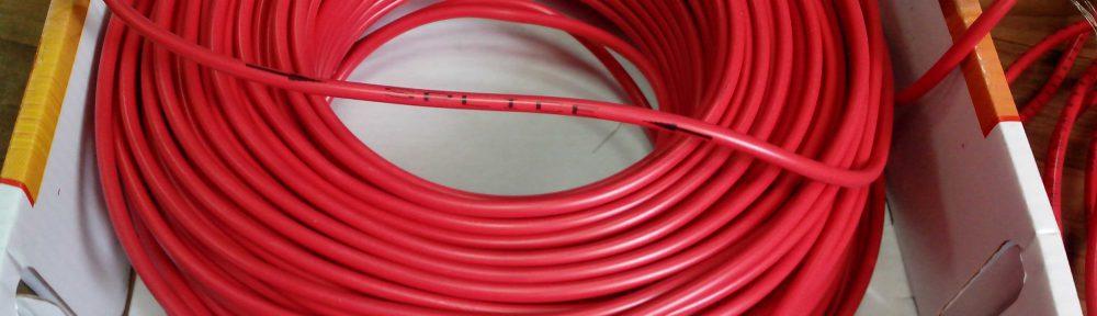 Греющий кабель Nexans для дорожек