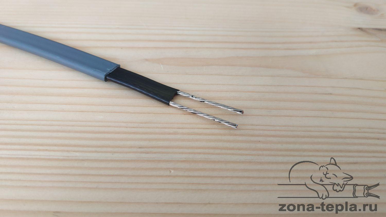 Саморегулирующийся нагревательный кабель 16GSR2