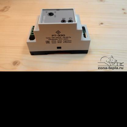 Терморегулятор для обогрева кровли и водостоков