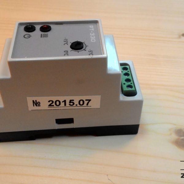 Терморегулятор для кровли и водостоков