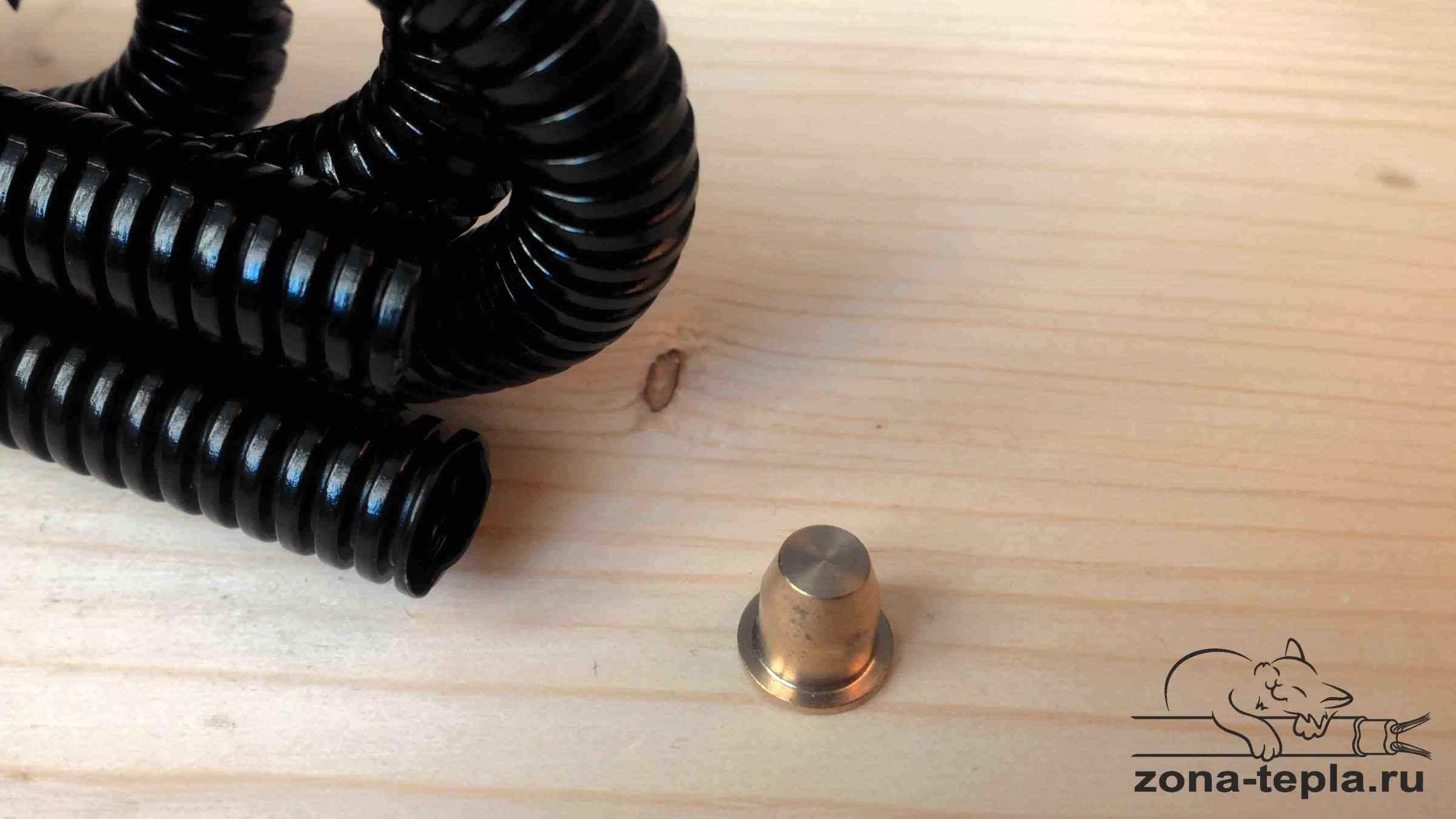 Теплый пол под плитку электрический iq watt floor mat заглушка