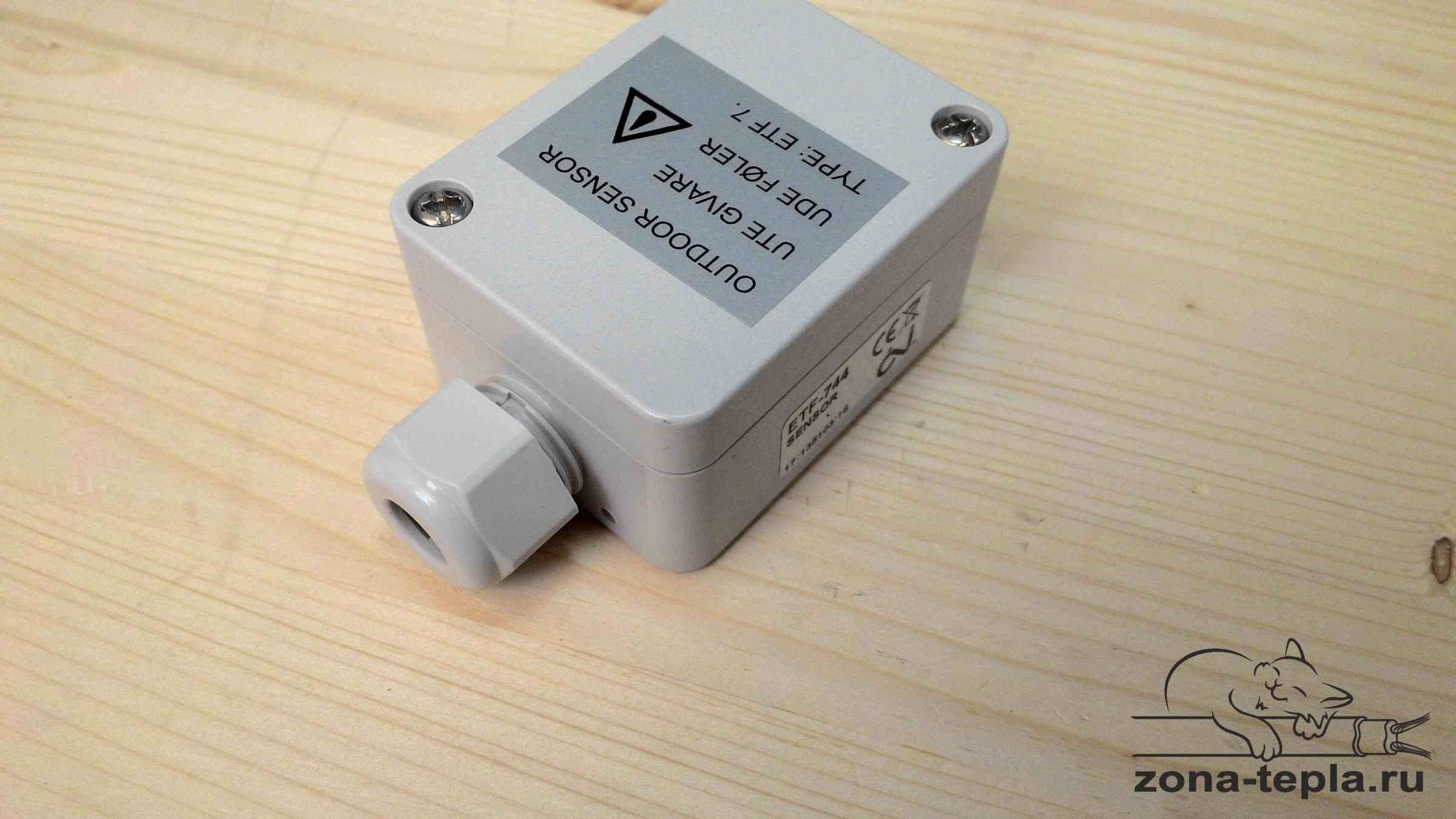 Датчик температуры для термостата ETR-F 1447A