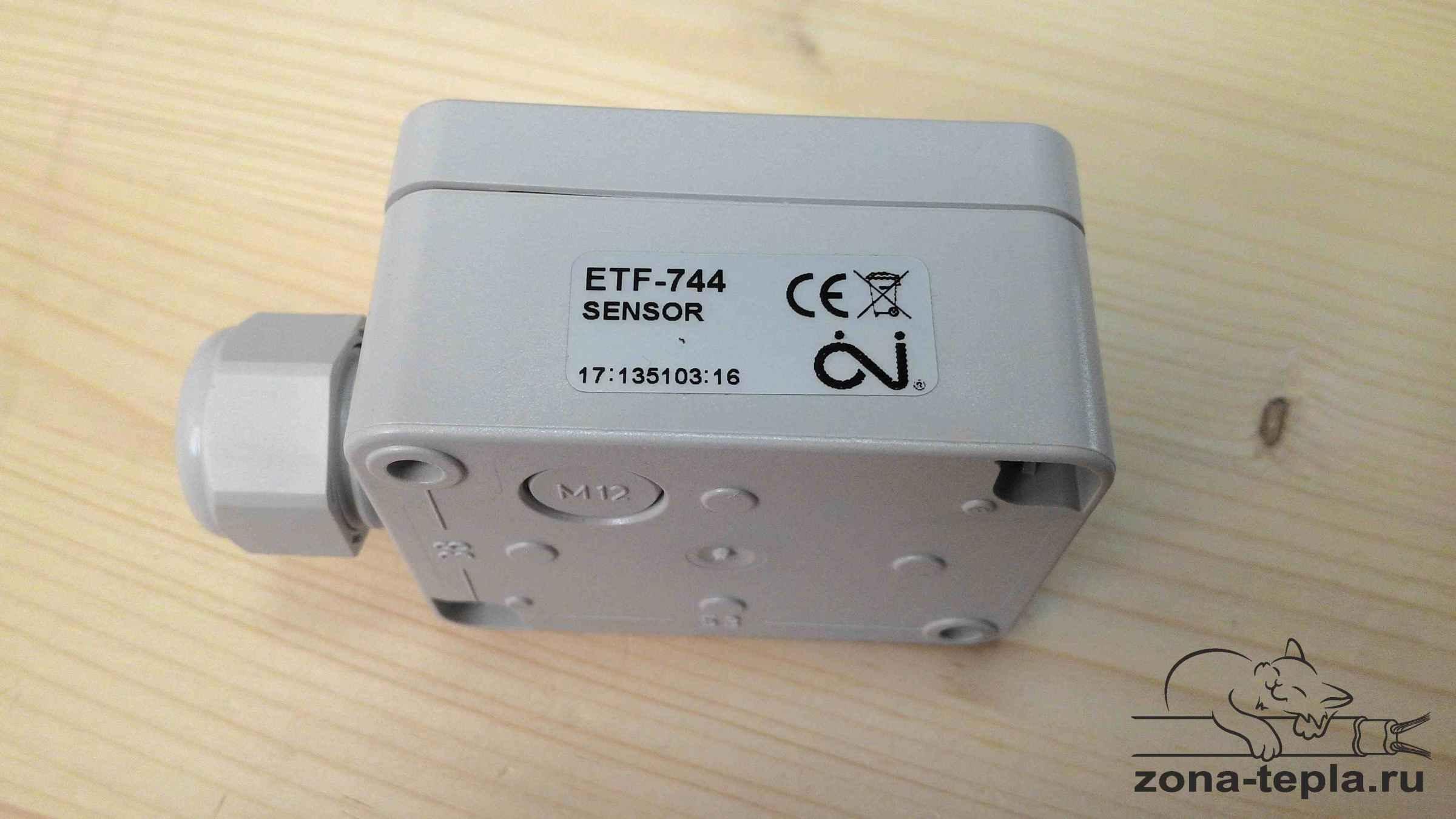 Датчик температуры для ETR-F 1447A