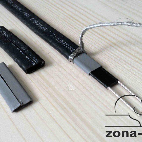 Греющий кабель для кровли RGS40-2CR