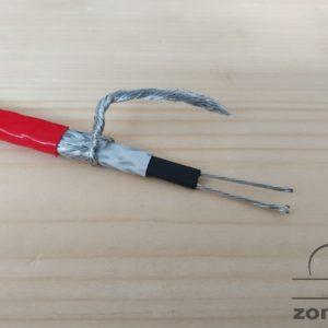Греющий кабель внутрь трубы SWT15-MF